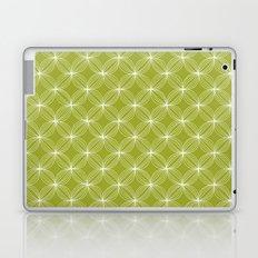 Star Pods - Green Laptop & iPad Skin