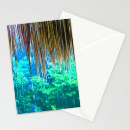 343 - Rainy day inside Stationery Cards