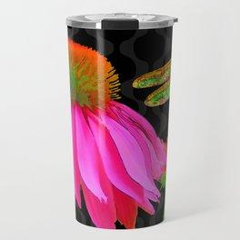 Flower Pop Travel Mug