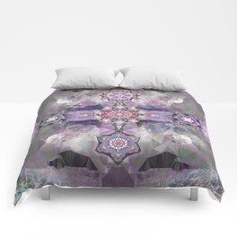Surrealist Celebration Comforters
