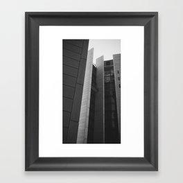 Building Vernacular  Framed Art Print