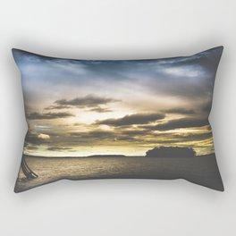 Last dip Rectangular Pillow