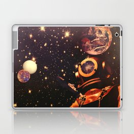 Space Boots. Laptop & iPad Skin