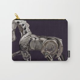 Steam Punk Horse Carry-All Pouch