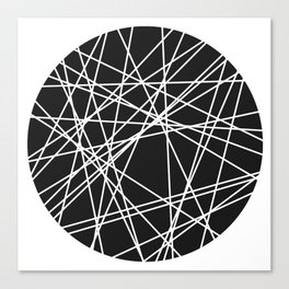 Cobweb Canvas Print