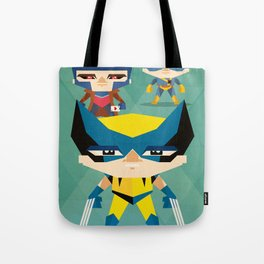 X Men fan art Tote Bag