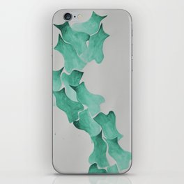 Green Tea iPhone Skin