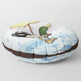 Ducky Floor Pillow