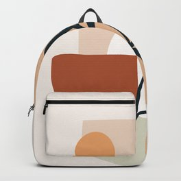 Geometric Shapes Backpack