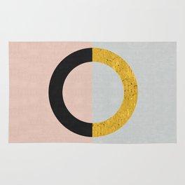 Golden Ring I Rug