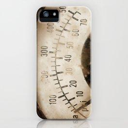 No Pressure iPhone Case