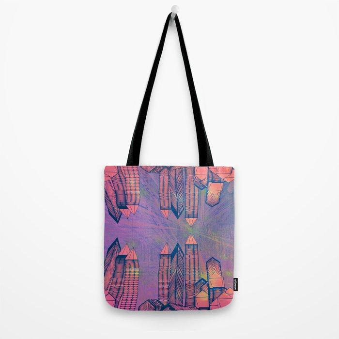 Cosmic Mirror Tote Bag