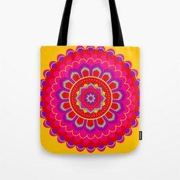 Masala Mandala Tote Bag