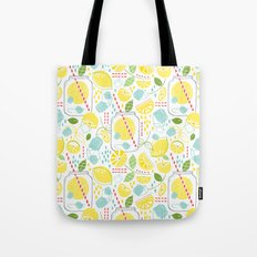 Summer Sippin' Tote Bag