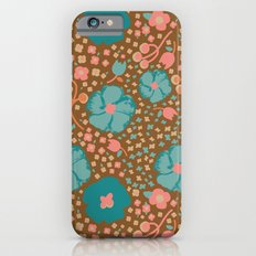 Town Square Floral iPhone 6s Slim Case