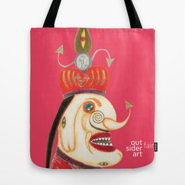 Outsider Art Fair 2016 Tote Bag