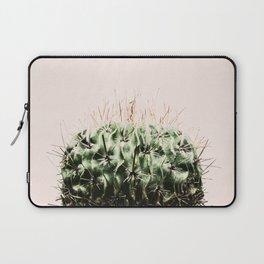 Cactus on pink Laptop Sleeve