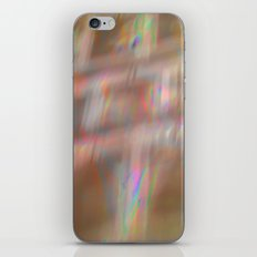 Holographic pattern iPhone Skin