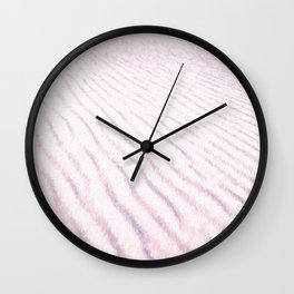Sand Dunes II Wall Clock
