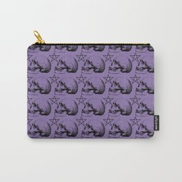 Skulls of a Star Carry-All Pouch