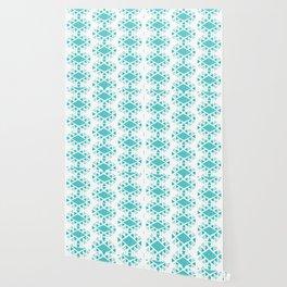 Monlay Turquoise Wallpaper