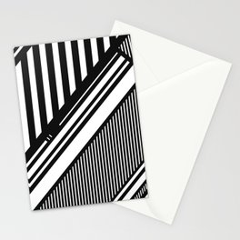 Linear Connection Stationery Cards