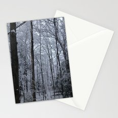 Wooded Winter Wonderland Stationery Cards