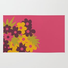 Flowers For Lola Rug