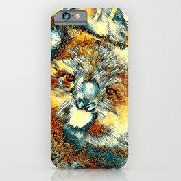 AnimalArt_Koala_20170601_by_JAMColorsSpecial iPhone Case