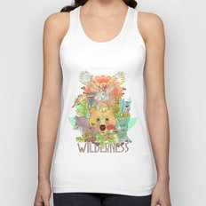 Wilderness Unisex Tank Top