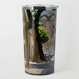 Place de Füstemberg. Paris Travel Mug