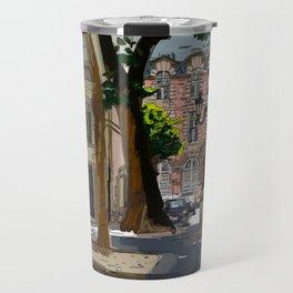 Place de Füstemberg. Paris Travel Mug