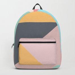 Geometric Pattern II Backpack