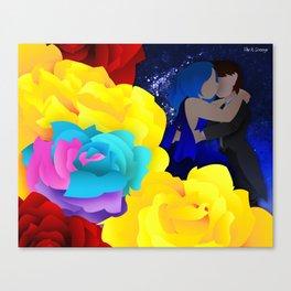 Latch Canvas Print