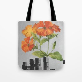 "255 - ""a tree grows in Brooklyn"" Tote Bag"