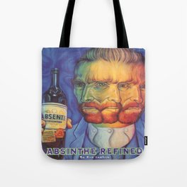 Absinthe Refined Tote Bag