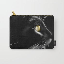 Portrait of a cool cat Carry-All Pouch