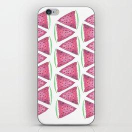 Pasteque Watermelon iPhone Skin