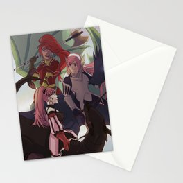 Wyvern Riders Stationery Cards