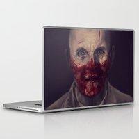 hannibal Laptop & iPad Skins featuring Hannibal by MATT DEMINO