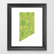Not Quite Nevada Framed Art Print