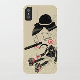 Unplug iPhone Case