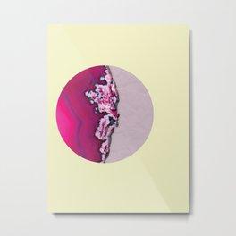 Agata Metal Print
