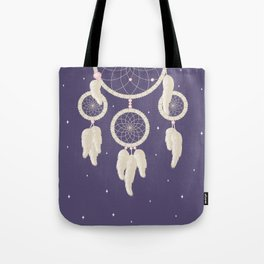 Mysterious night Tote Bag
