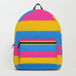 Pansexual Pride Flag v2 Backpack