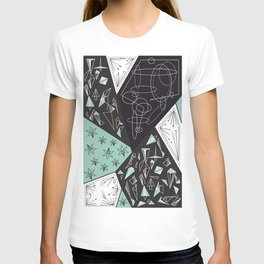 DARKSTAR GEOMETRIC T-shirt