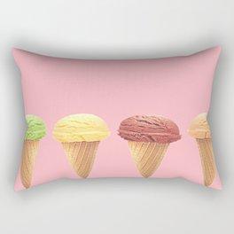 Frozen Flavors Rectangular Pillow