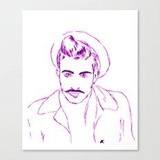 Jonn Canvas Print