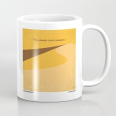 No251 My DUNE minimal movie poster Mug