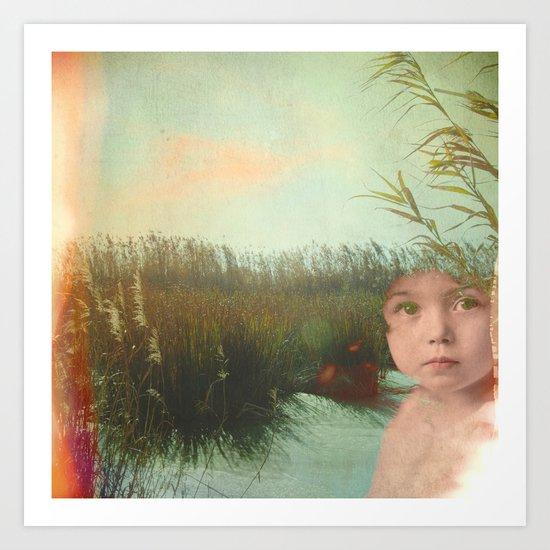 Memory 01 Art Print